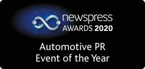 Newspress Awards 2020 Automotive PR Event of the Year