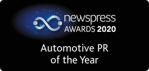 Newspress Awards 2020 Automotive PR of the Year