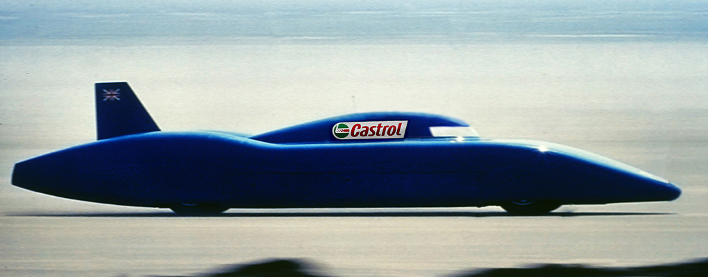 Bluebird Land Speed Record