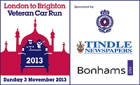 Eventageous PR | Case Study | London to Brighton Veteran Car Run
