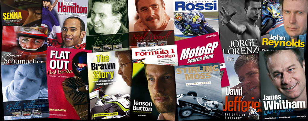 Motorsport publications Hayne Publishing