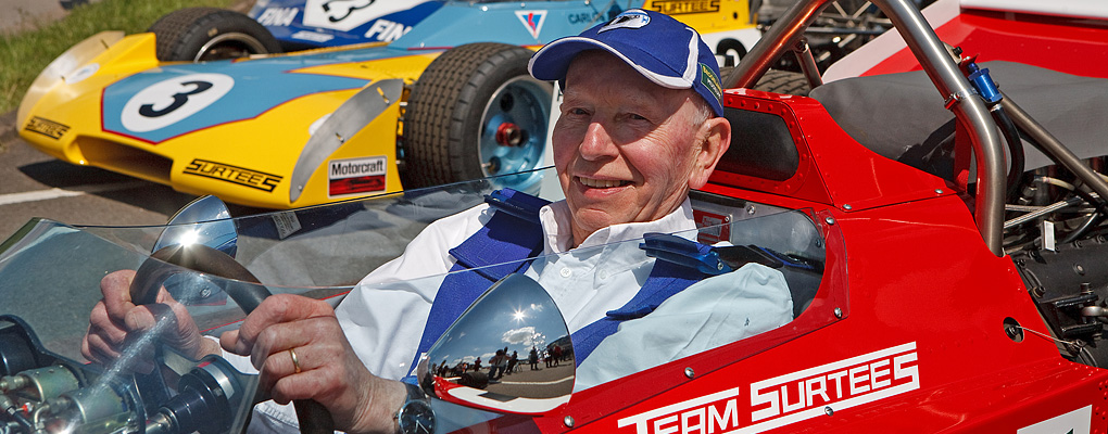 John Surtees CBE
