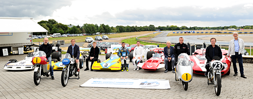 Henry Surtees Foundation motorsport
