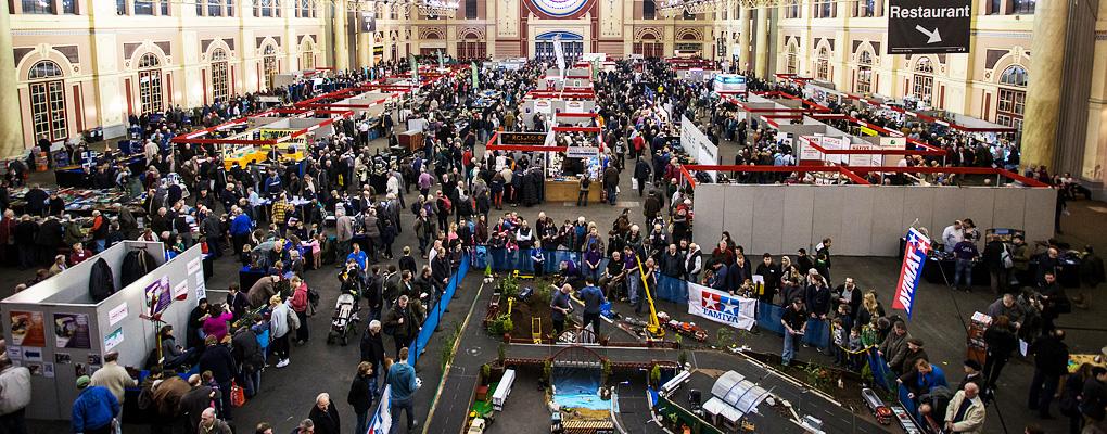 Model London Engineering Exhibition
