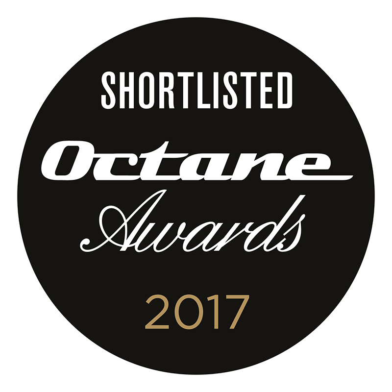 Shortlisted Octane Awards 2017