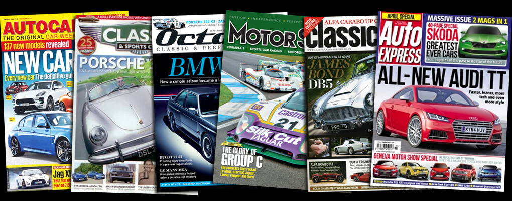 Motoring publications