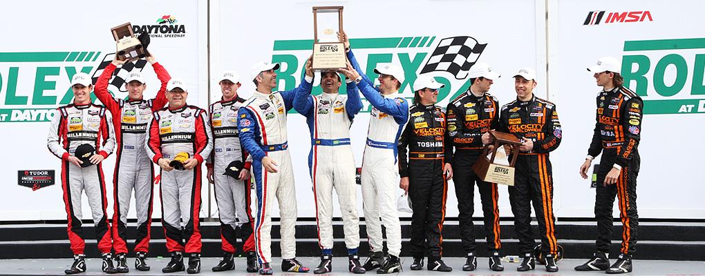 Rolex at Daytona